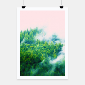 Miniatur Into The Fog Poster, Live Heroes