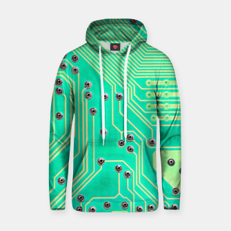 Miniatur Connections Cotton hoodie, Live Heroes