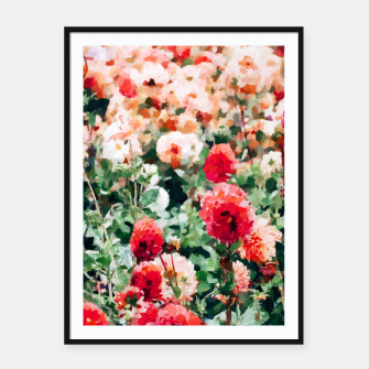 Miniatur Meadow Framed poster, Live Heroes
