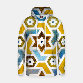 Miniatur Moroccan Bliss Cotton hoodie, Live Heroes