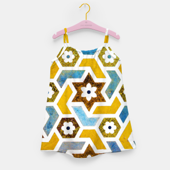 Miniatur Moroccan Bliss Girl's dress, Live Heroes