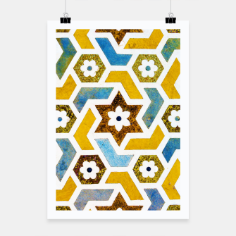 Miniatur Moroccan Bliss Poster, Live Heroes