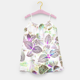 Miniatur Nature Glow Girl's dress, Live Heroes