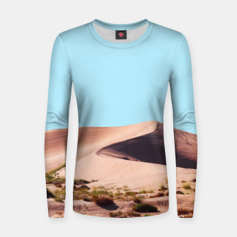 Thumbnail image of Oasis Woman cotton sweater, Live Heroes