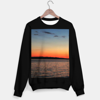 Miniatur Sunset on Sea Sweater regular, Live Heroes