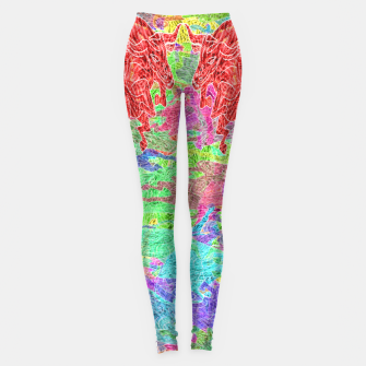 dancing bulls Leggings thumbnail image