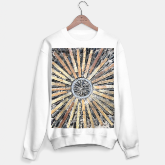 Miniatur Stone Circle Sweater regular, Live Heroes