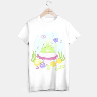 Thumbnail image of The Majestic Magical Horn Toad T-shirt regular, Live Heroes
