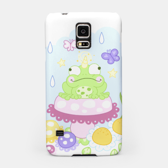 Miniatur The Majestic Magical Horn Toad Samsung Case, Live Heroes