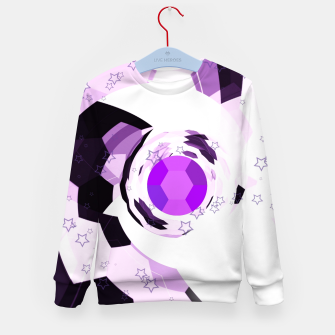 Thumbnail image of Amethyst Kid's sweater, Live Heroes