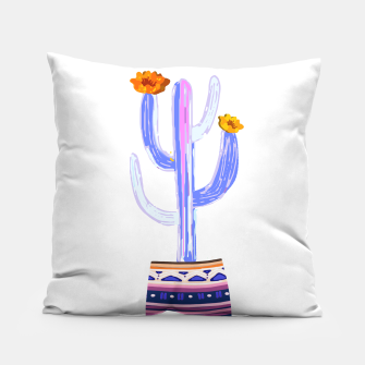 Thumbnail image of cacti Love Pillow, Live Heroes