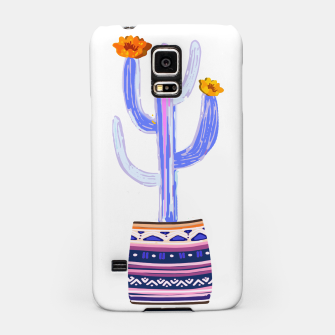 Thumbnail image of cacti Love Samsung Case, Live Heroes