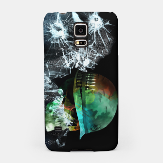 Thumbnail image of Solider Skull Samsung Case, Live Heroes