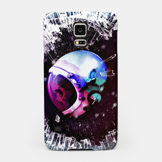 Thumbnail image of Space Skull Samsung Case, Live Heroes