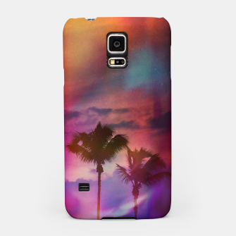 Miniatur Feeling Purple Samsung Case, Live Heroes