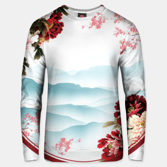 Japanese Scenery Cotton sweater imagen en miniatura