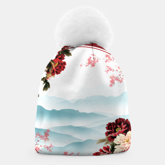 Thumbnail image of Japanese Scenery Beanie, Live Heroes