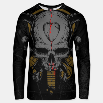 Thumbnail image of Guitarist Cotton sweater, Live Heroes