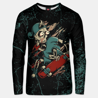 Miniature de image de Skateboarder Cotton sweater, Live Heroes