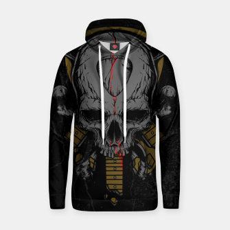 Thumbnail image of Guitarist Cotton hoodie, Live Heroes
