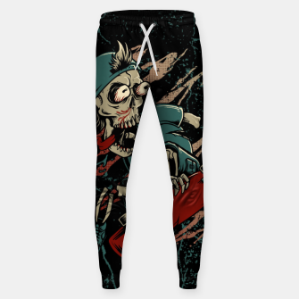 Miniature de image de Skateboarder Cotton sweatpants, Live Heroes