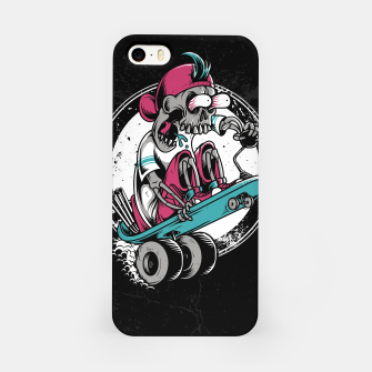 Dragboarder iPhone Case Bild der Miniatur