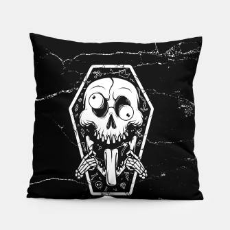 Thumbnail image of Put Tongue Out Pillow, Live Heroes