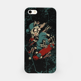 Miniature de image de Skateboarder iPhone Case, Live Heroes
