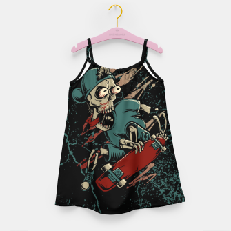 Miniature de image de Skateboarder Girl's dress, Live Heroes