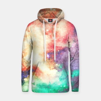 Thumbnail image of Personal Space Cotton hoodie, Live Heroes