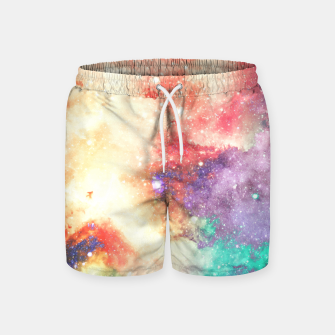 Thumbnail image of Personal Space Swim Shorts, Live Heroes