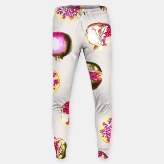 Pom Zest Cotton sweatpants miniature