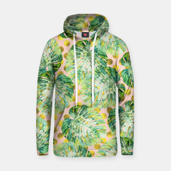 Thumbnail image of Deliciosa Cotton hoodie, Live Heroes