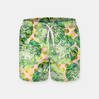 Thumbnail image of Deliciosa Swim Shorts, Live Heroes