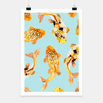 Thumbnail image of Goldfish Poster, Live Heroes