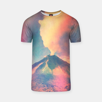 Thumbnail image of Arenal T-shirt, Live Heroes