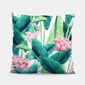Miniatur Lovely Botanical Pillow, Live Heroes