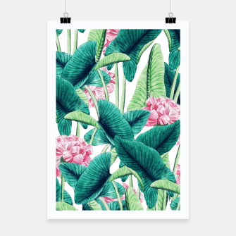 Thumbnail image of Lovely Botanical Poster, Live Heroes