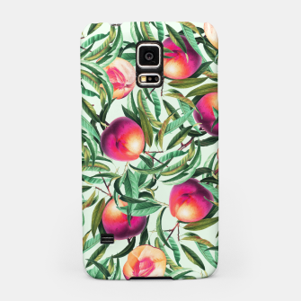 Thumbnail image of Sweet Peaches Samsung Case, Live Heroes