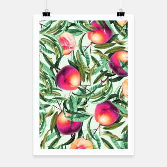 Thumbnail image of Sweet Peaches Poster, Live Heroes