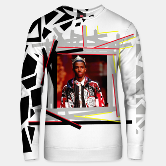 Thumbnail image of Dolce & Gabbana par Christian Combs Coton pull, Live Heroes