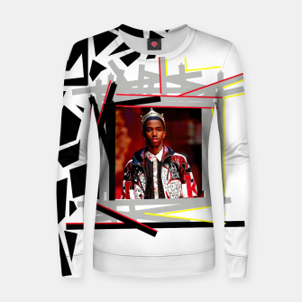 Thumbnail image of Dolce & Gabbana par Christian Combs Pull femme en coton, Live Heroes