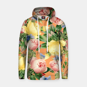Thumbnail image of Flora Cotton hoodie, Live Heroes