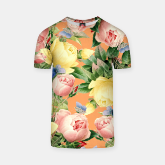 Thumbnail image of Flora T-shirt, Live Heroes