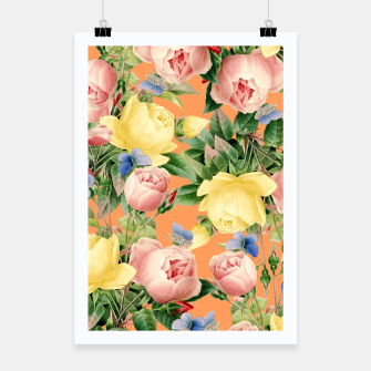 Thumbnail image of Flora Poster, Live Heroes