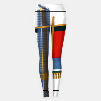 Thumbnail image of Sean Combs (P. Diddy) Leggings, Live Heroes