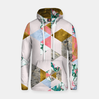 Thumbnail image of Geometry of Love Cotton hoodie, Live Heroes