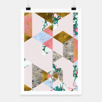 Thumbnail image of Geometry of Love Poster, Live Heroes