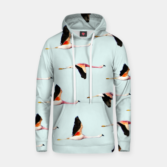 Thumbnail image of Migration Cotton hoodie, Live Heroes