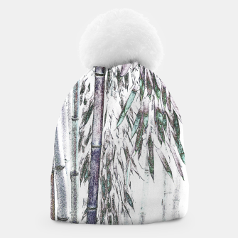 Thumbnail image of Bamboo Forest  Beanie, Live Heroes